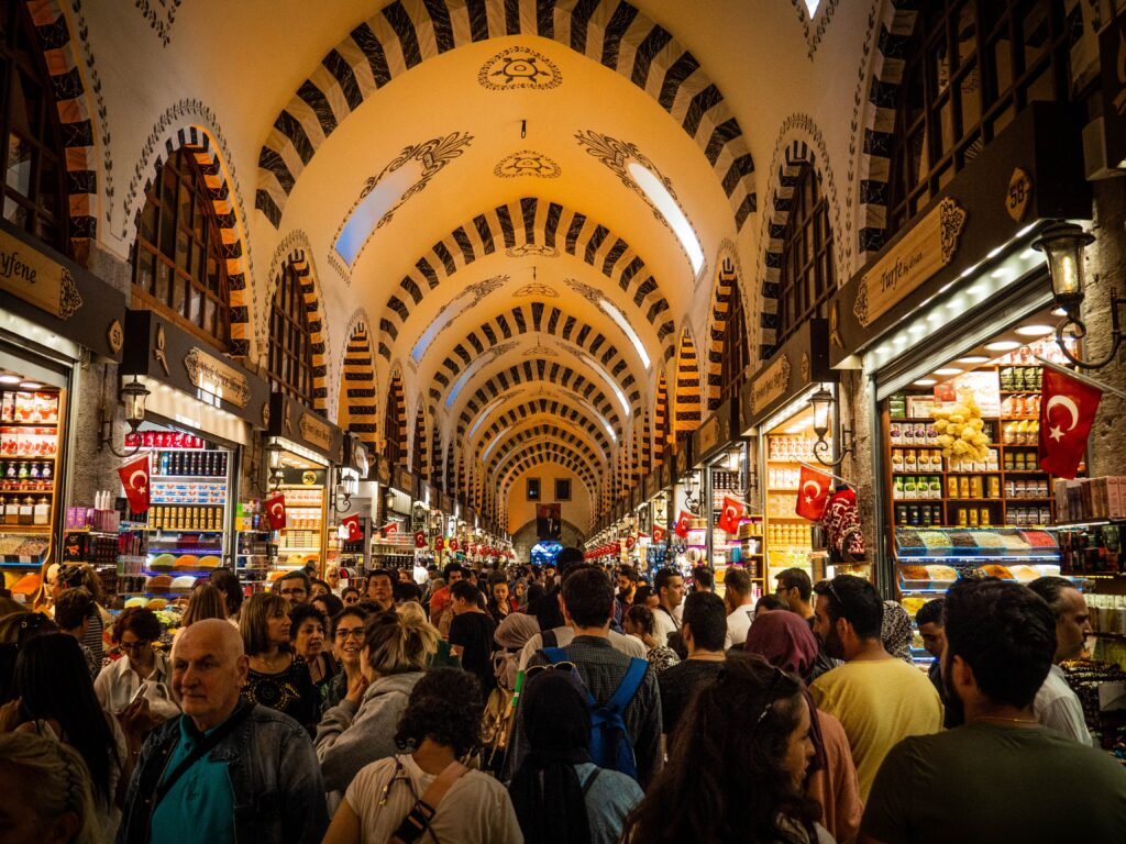 Marketing lessons from Turkish Grand Bazaar in Istanbul